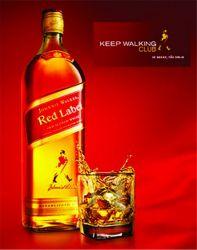 Johnnie Walker Red Label   8 anos