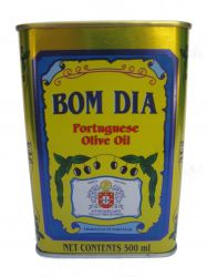 Azeite  de Oliva Portugues Bom Dia - Lt 500 ml