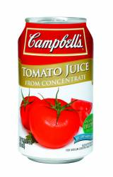 Suco de Tomate Campbell