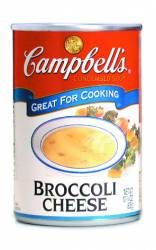 Sopa Creme de Brócolis com Queijo