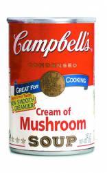Sopa Creme de Champignon
