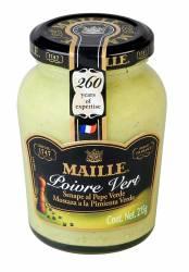 Mostarda de Dijon com pimenta verde  215 g